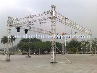 China 40*40ft, die DJ System, Aluminiumstadiums-Binder bündeln, schließen an globalen Binder an fournisseur